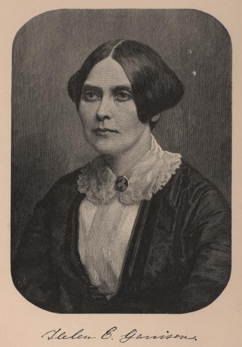 Helen Eliza Garrison, at age 42