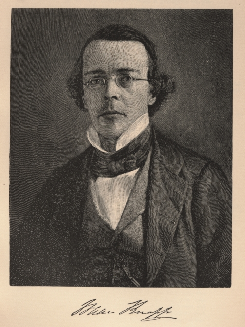 Isaac Knapp, at age 36, about 1840