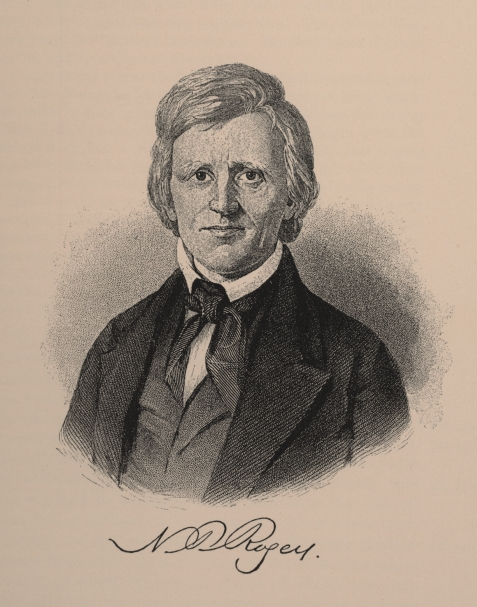 Nathaniel Peabody Rogers
