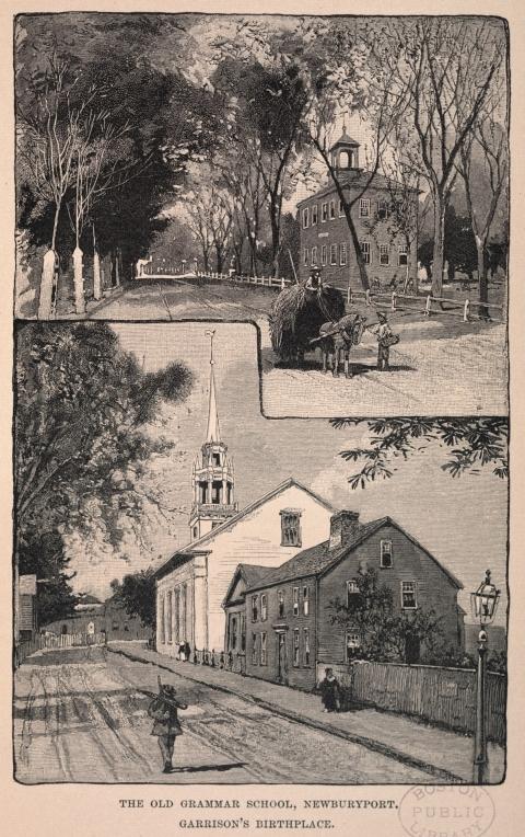 William Lloyd Garrison Birthplace