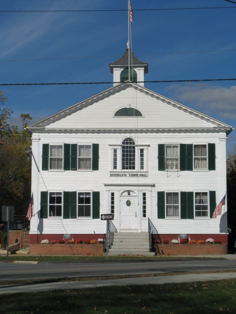 Courthouse, Brooklyn, Connecticut